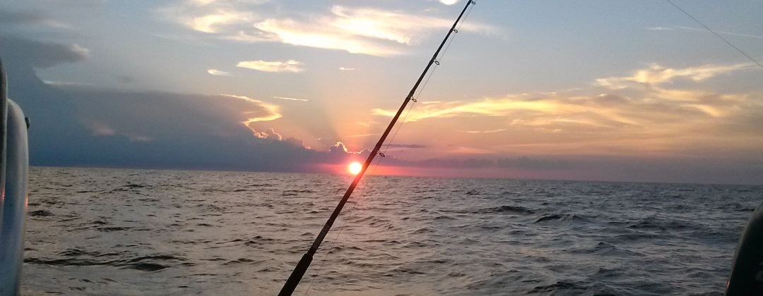 Locations for deep sea fishing daytona beach for Fishing charters daytona beach florida